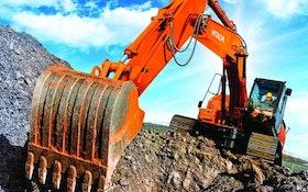 Excavation Equipment - Hitachi ZX300LC-6