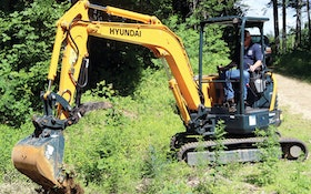 Excavation Equipment - Hyundai Construction Equipment Americas R35Z-9A