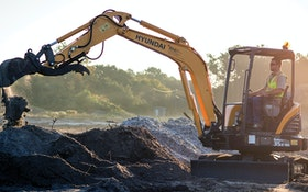 Excavation Equipment - Hyundai Construction Equipment Americas R35Z-9AK