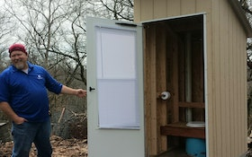 Permission to Build an Outhouse in 2016?