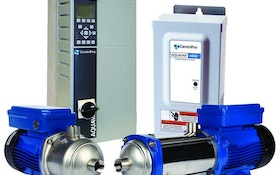 Goulds Water Technology pump controller