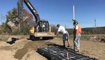 Site Evaluators Team Up With Habitat for Humanity