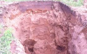 Digging A Proper Soil Evaluation Pit