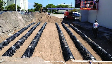 Urban Miami Onsite System Is A Tight Fit