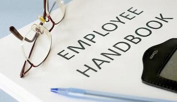 That Employee Handbook Won't Write Itself