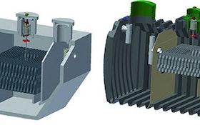 Aerobic Systems - Jet Inc. 1500 Series BAT Media Plant