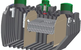 Septic Tanks (Poly, Concrete, Fiberglass) - Jet Inc. J-500-800PLT