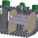 Septic Tanks - Jet Inc. J-500-800PLT