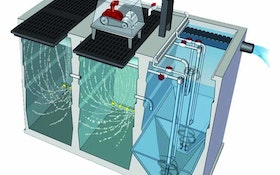 Commercial Treatment Systems - Commercial wastewater treatment plant
