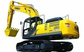 Excavation Equipment - Kobelco Construction Machinery USA SK350