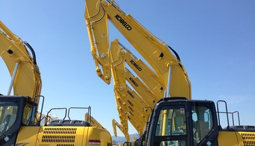 KOBELCO Construction Machinery USA opens new North American headquarters in Houston