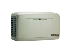 Kohler air-cooled, three-phase generator