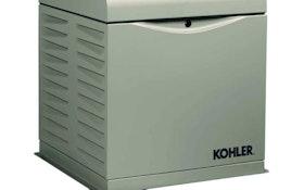 KOHLER 24 kW standby generator