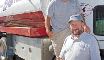 Installer Hunts Down Undocumented Septic Tanks