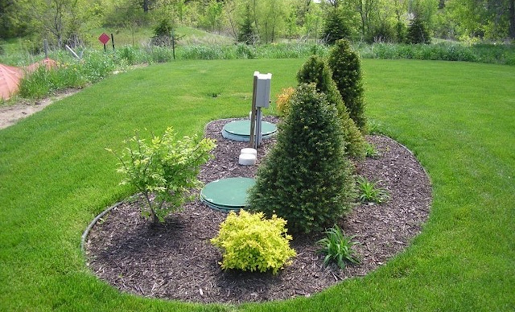 Landscaping Part I – Cover and Vegetation Over the Soil Treatment Area