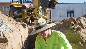 A Family's Tradition of Building Septic Systems Continues After Tragedy Strikes