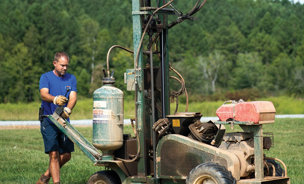 Third-Generation North Carolina Wastewater Firm Returns to Its Installing Roots