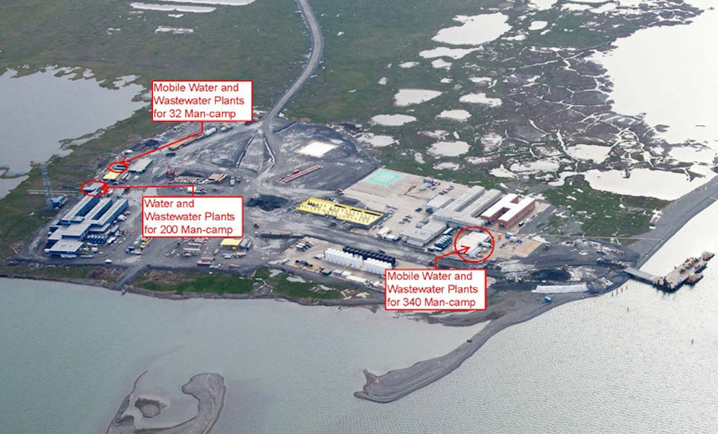 Onsite Wastewater Treatment 250 Miles North of the Arctic Circle