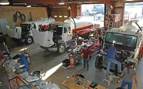 Vacuum Truck Maintenance: When To DIY