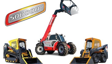 Manitou Group Manufactures its 500,000th Machine