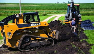 Agricultural Drainage Company Moves Into Septic System Installation