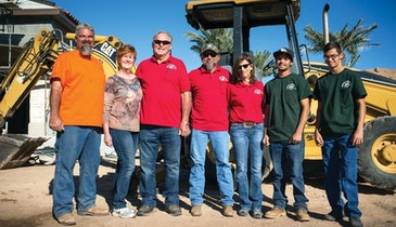 Arizona's Tough Terrain And Poor Soils Challenge Septic System Installers
