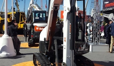 Compact Excavators a Must for Installations in Tight Spaces
