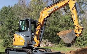 Excavation Equipment - Mustang-Gehl Company 550Z