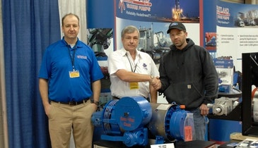 Prizes worth $5,000 awarded in the NAWT Shoot-Out at the Pumper & Cleaner Expo