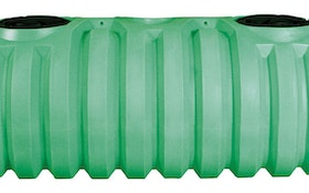 Septic Tanks - Norwesco low-profile septic tank