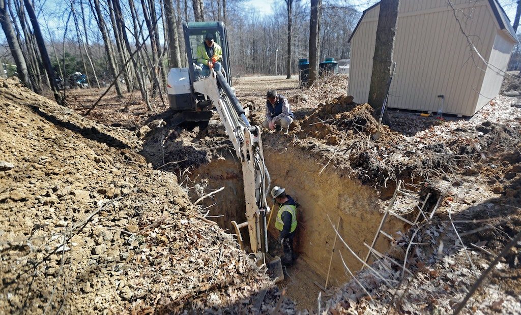 Following Osha Trench Guidelines Is A Matter Of Onsite Installer