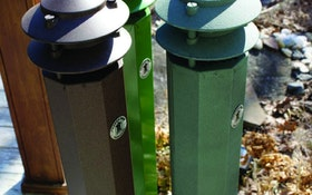 Vent Pipe Filters - Pagoda Vent