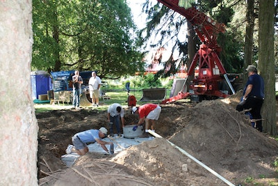 Extreme Makeover - Septic System Edition