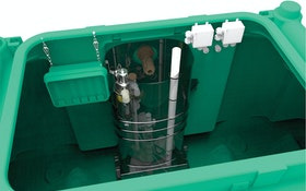 Disinfection - Premier Tech Aqua Ecoflo Coco Filter UV option