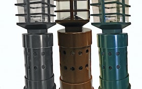 Vent Pipe Filters - Presby Environmental Inc. (PEI) Ornavent