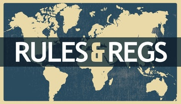 Rules & Regs: Florida Bill Seeks to Establish Onsite Inspection Standards