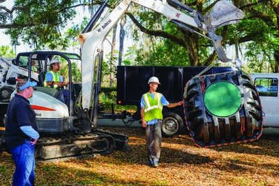 Florida Business Specializes in Replacing Drainfields in RV Parks