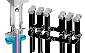 Salcor 3G UV Wastewater Disinfection Unit