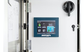 Pump Controls - See Water Hydra Transducer Panel