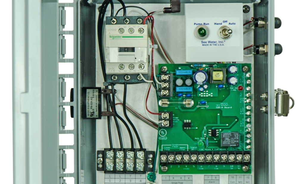 High-Water Alert! New Must-See Alarm Panels