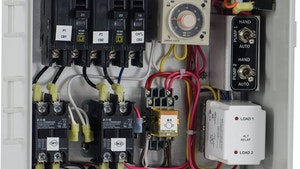 Control Panels - Septic Products 50B019-120-240DD