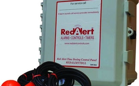 Control Panels - Septic Services Red Alert