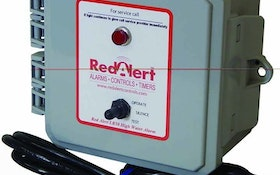 Alarms - Septic Services Red Alert LB50 high-water alarm