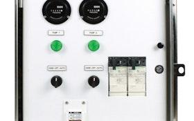 Control Panel - SJE-Rhombus Model 32S