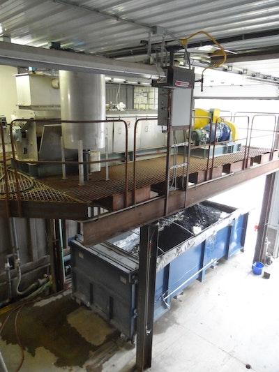 Sludge processing plant design worth the effort