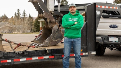 Questions from the Classroom: Septic Installing in Alberta