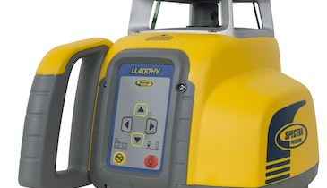 Trimble Introduces New Advanced Laser Series