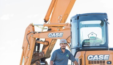 Every Installer Needs the Perfect-Sized Excavator