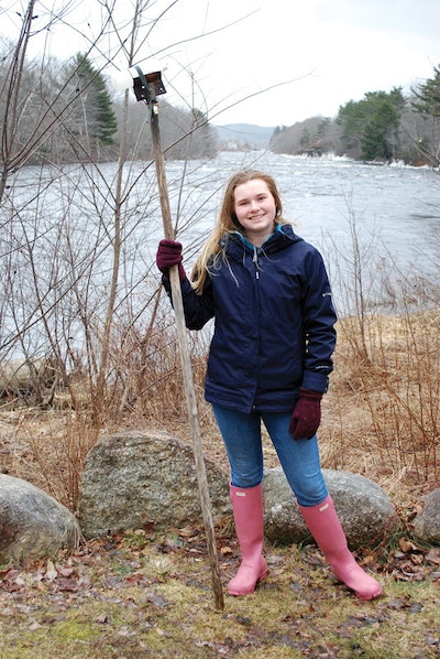 One Girl's Battle to End Straight Pipe Sewage Dumping