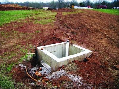 Missouri's Travis Hodge Hauling Installs Large LPP System